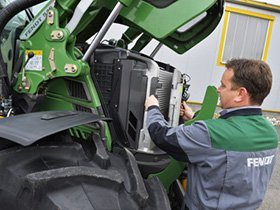 Onderhoud tuinbouwmachines | A&B Hoyweghen Bazel