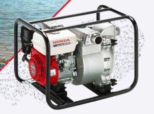 Waterpompen Honda   A&B Hoyweghen Bazel