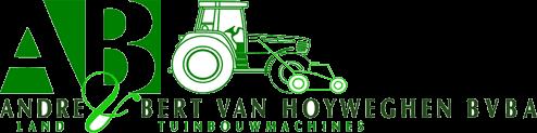 Logo Tuin- en landbouwmachines | A&B Hoyweghen Bazel