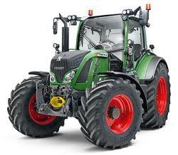 Tractoren Fendt 500 Vario | A&B Hoyweghen Bazel
