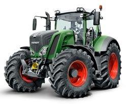Tractoren Fendt 800 Vario S4   A&B Hoyweghen Bazel