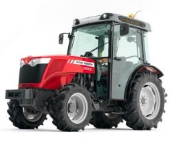 Tractoren Massey Ferguson 3600   A&B Hoyweghen Bazel