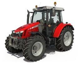 Tractoren Massey Ferguson 5600   A&B Hoyweghen Bazel