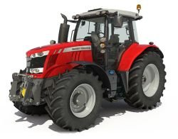 Tractoren Massey Ferguson 6600   A&B Hoyweghen Bazel