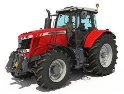 Tractoren Massey Ferguson 7600   A&B Hoyweghen Bazel