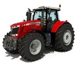 Tractoren Massey Ferguson 7700   A&B Hoyweghen Bazel