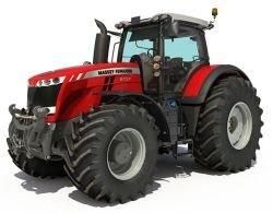 Tractoren Massey Ferguson 8700 | A&B Hoyweghen Bazel