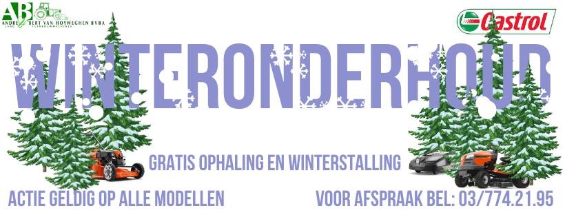 Onderhoud & herstelling A&B Van Hoyweghen